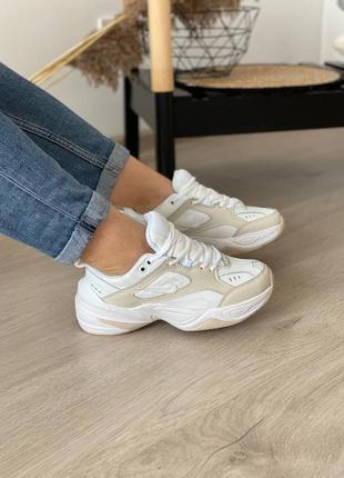 Nike m2k tekno summit white кроссовки найк текно наложенный платёж купить