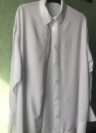 Комплект рубашка + шорты
