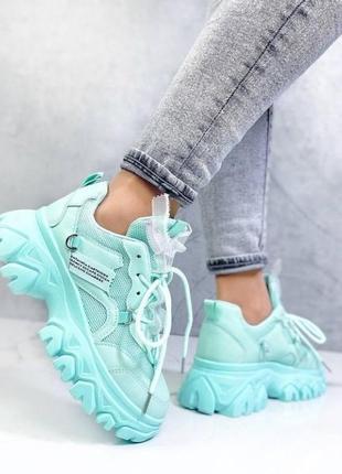 Стильні жіночі кросівки на платформі !!! р-ри 37-41 маломірять