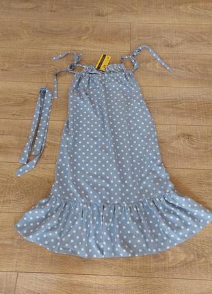 Летнее платье сарафан свободного кроя в наличии 42-46