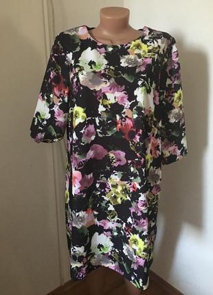 Платье р.16 пог-55см длина 90см