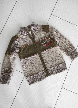 Сверхтеплый свитер kenzo оригинал