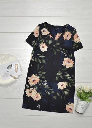 Чудове текстурне плаття в квіти dorothy perkins.