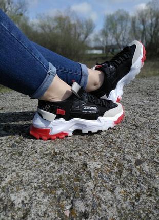 Стильні жіночі кросівки !!! р-ри 36-39 повномірні5 фото