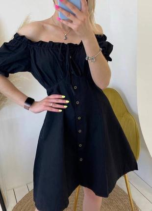 Платье 🌹 с плечиками