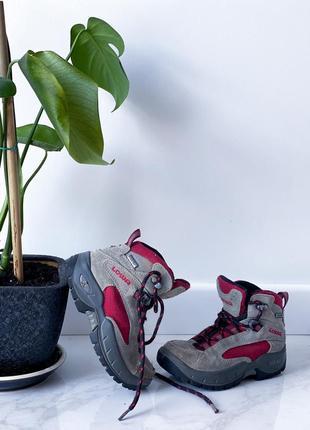 Ботинки vibram gore tex