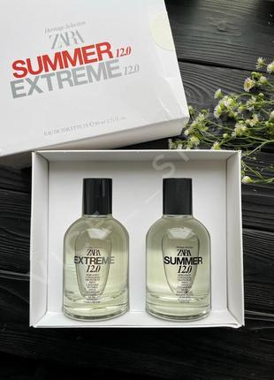 Zara extreme 12.0 мужские духи парфюм парфюмерия туалетная вода оригинал испания