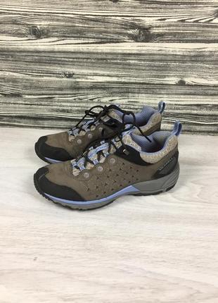 Фирменные кожаные кроссовки merell avian light leather j16700 salomon женские