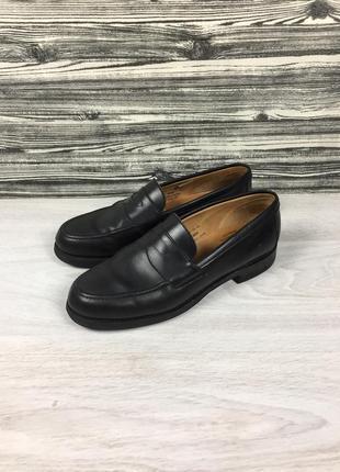 Фирменные крутые английские кожаные туфли перемиум лоферы bowen bally