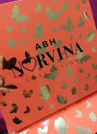 Anastasia beverly hills norvina pro pigment palette vol.36 фото
