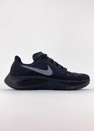 Мужские кроссовки 🔥 nike air zoom pegasus 37 black🔥