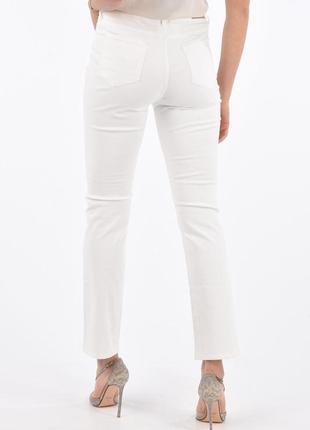 Идеальные белые джинсы высокая посадка 💯 оригинал max mara