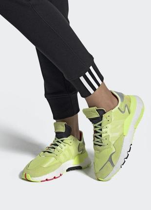 Кроссовки adidas nite jogger оригинал размер 40
