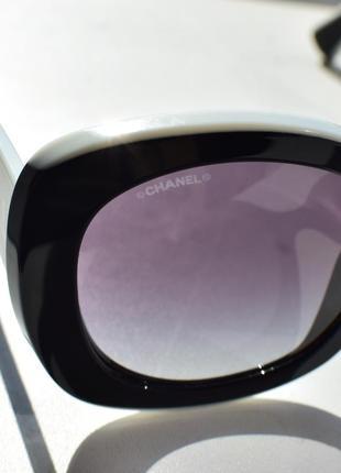 Солнцезащитные очки, окуляри chanel!6 фото