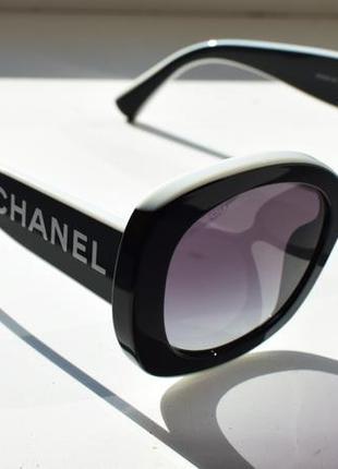 Солнцезащитные очки, окуляри chanel!4 фото