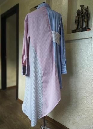 Платье рубашка belleito