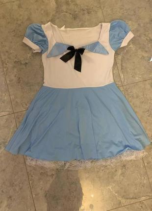 Летняя распродажа 🔥🔥🔥 платье на хеловин маскарад белоснежка