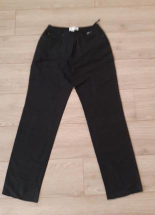 Шелковие брюки bianca, шелк 100%