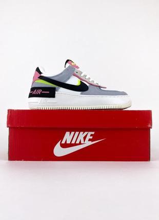 Nike air force 1 shadow кроссовки