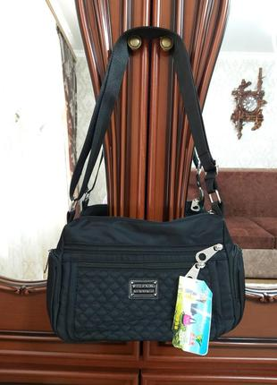 Практична сумочка кросс боді