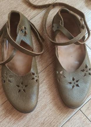 Туфли trippen2 фото