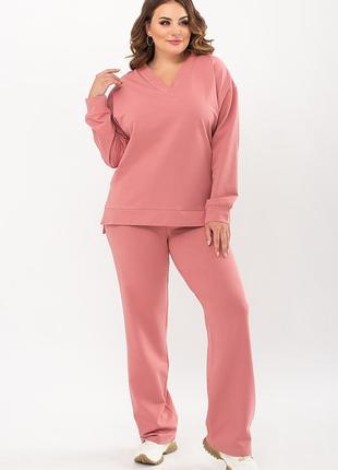 Батальный костюм розового цвета, арт. 72584