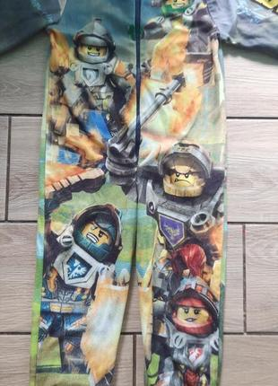 Кигуруми слип пижама лего 4-6 лет5 фото