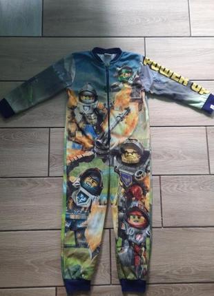 Кигуруми слип пижама лего 4-6 лет