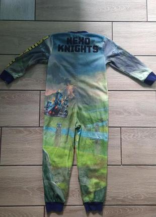 Кигуруми слип пижама лего 4-6 лет4 фото