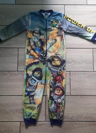 Кигуруми слип пижама лего 4-6 лет2 фото