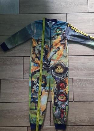 Кигуруми слип пижама лего 4-6 лет3 фото