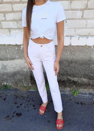 Burberry  брюки джинсы розовые