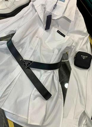 Шикарное атласное сатиновое платье рубашка брендовое с сумочкой и поясом