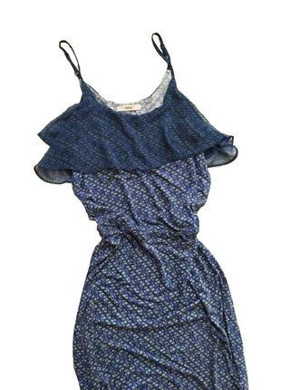 Сарафан в пол / длинный макси / платье / сукня