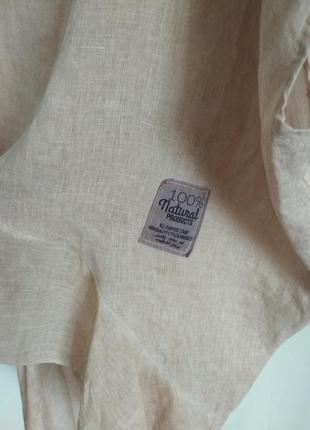 Роскошная кофточка блуза studio из натуральной ткани большого размера6 фото