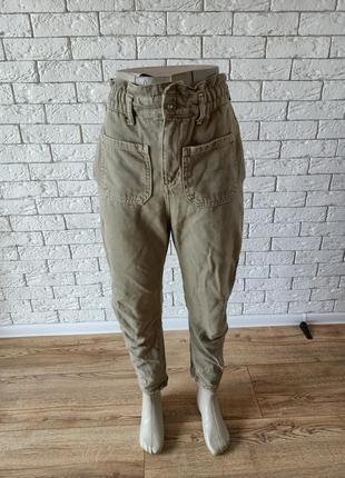 Стильні сучасні джинси від zara