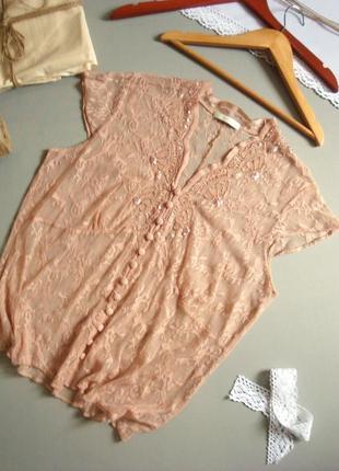 Кружевная блуза без рукавов l xl 2xl 3xl