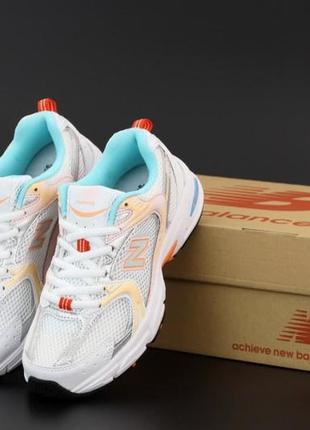 🌟крутезні жіночі кросівки new balance 530 🌟 нова модель