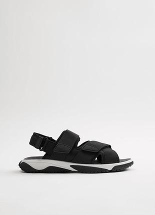 Мужские сандали, босоножки zara