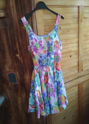 Розкішна шовкова сукня укр дизайнера elena burba оригінал