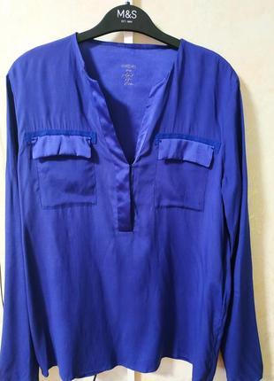 Блуза шелк marc cain