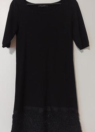 Теплое трикотажное платье от tara jarmon