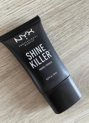 Основа под макияж nyx professional
