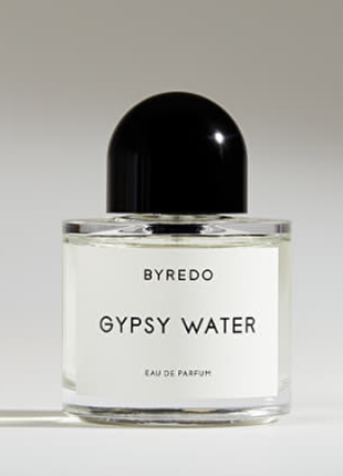 Стойкий аромат унисекс на слето в стиле gypsy water byredo, духи из дубая,хвойный парфюм