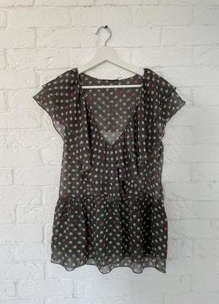 Очень легкая романтичная блуза