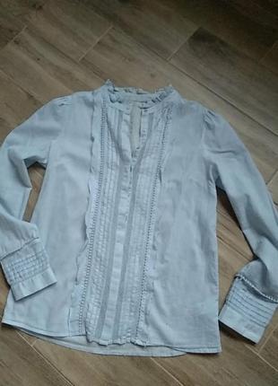 Блуза рубашка размер 36