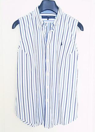 Блузка рубашка ralph lauren
