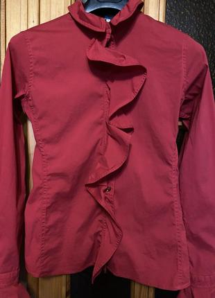 Блуза ysl