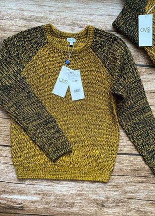 Джемпер, свитер ovs 110, 116, 140 next