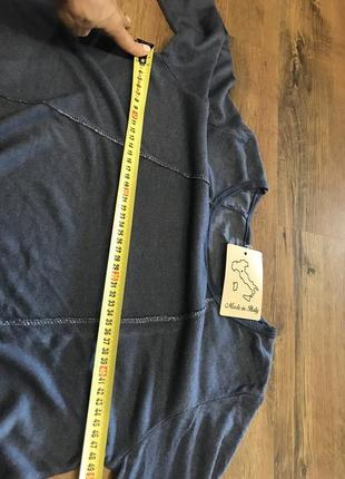 Шикарная блуза италия4 фото